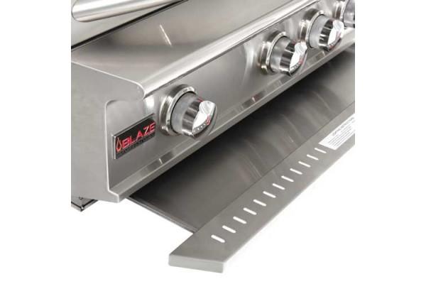 Blaze Professional Lux 34-inch 3 Burner Built-in Gas Grill w/ Rear Infrared Burner