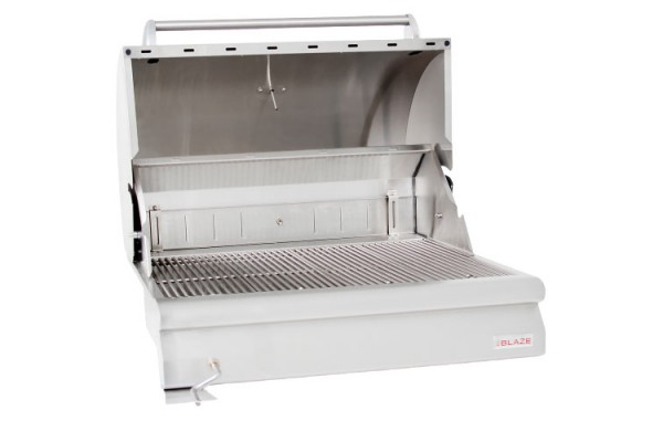 Blaze 32-inch Portable Charcoal Grill