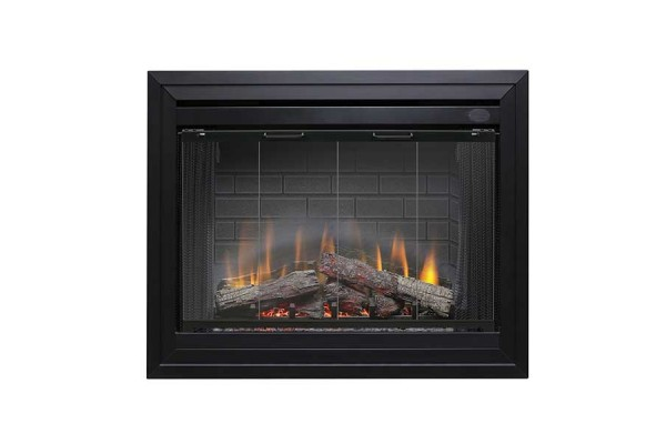 """Dimplex 39"""" Deluxe Built-in Electric Firebox"""