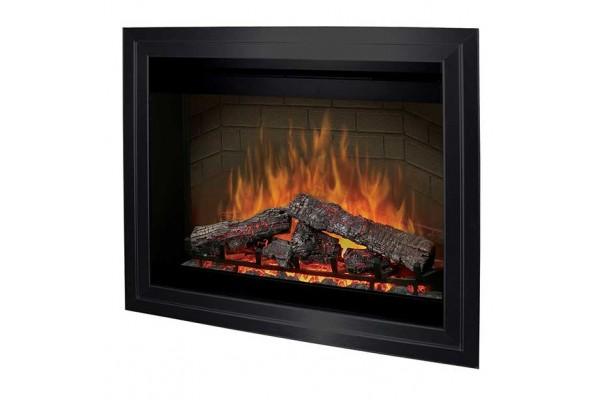 "Dimplex 4 Piece Black Decorative Trim Kit for 33"" Built-in Firebox"