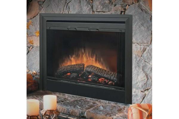 "Dimplex 4 Piece Black Decorative Trim Kit for 39"" Built-in Firebox"