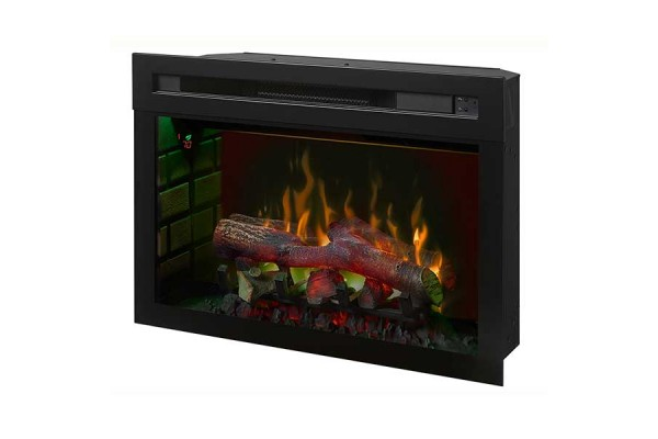 """Dimplex 25"""" Multi-Fire XD Electric Firebox with Reallogs"""