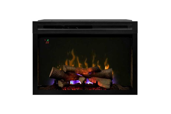 "Dimplex 33"" Multi-Fire XD Electric Firebox with Realogs"