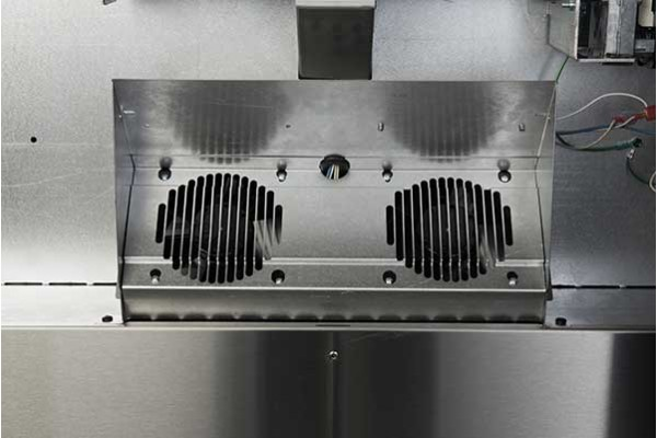 Memphis Pro-Built-In Grill with Wifi