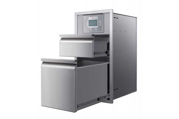 """Memphis 15"""" Two Drawer Stack with Controller Drawer"""