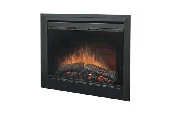 """Dimplex Glass Bi-Fold Look Door for 39"""" Deluxe and Standard Built-In Firebox"""
