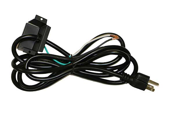 """Dimplex 120V Plug Kit for 74"""" Prism Series Linear Electric Fireplace"""