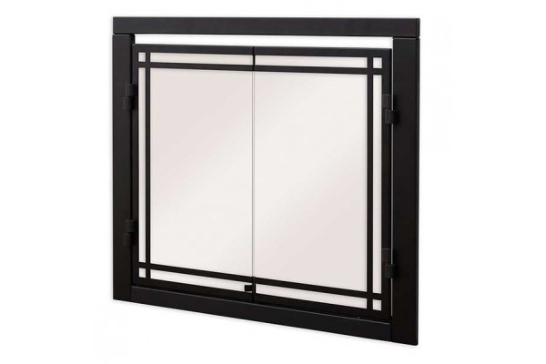 """Dimplex Revillusion 42"""" Double Glass Door"""
