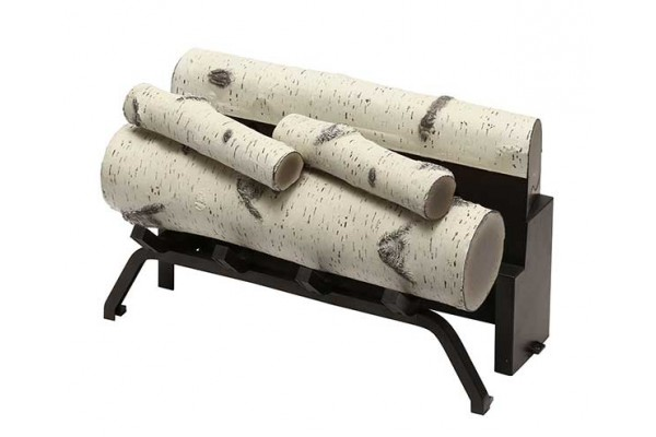 "Dimplex Birch Log Kit for Revillusion 36"" or 42"" Firebox"