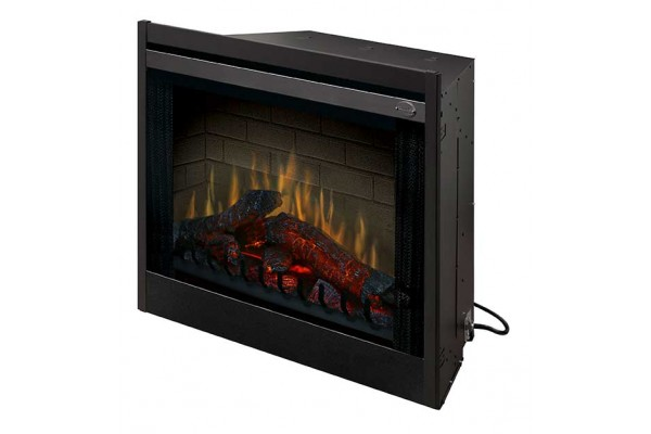 """Dimplex 33"""" Deluxe Built-in Electric Firebox"""