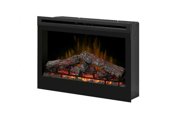 "Dimplex 33"" Plug-in Electric Firebox with Logs"