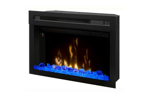 """Dimplex 25"""" Multi-Fire XD Electric Firebox with Acrylic Ember Bed"""