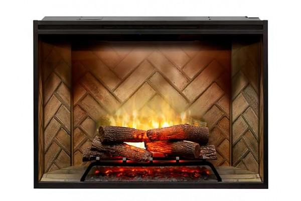 "Dimplex Revillusion 42"" Built-in Firebox"