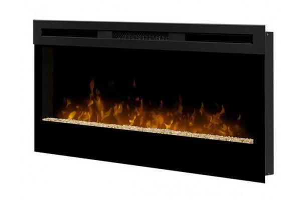 "Dimplex Wickson 34"" Linear Electric Fireplace"