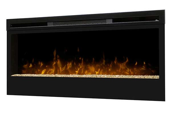 """Dimplex Synergy 50"""" Linear Electric Fireplace"""