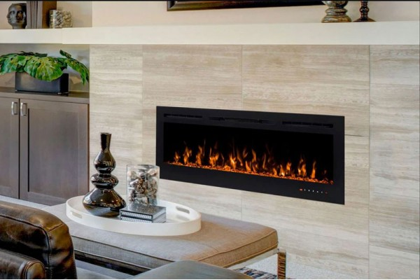 Modern Flames 50-inch Challenger Recessed Fireplace
