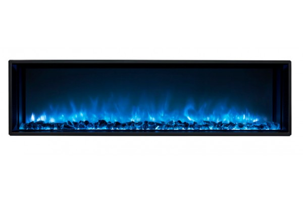 Modern Flames 80-inch Landscape Fullview 2 Built-In Electric Fireplace