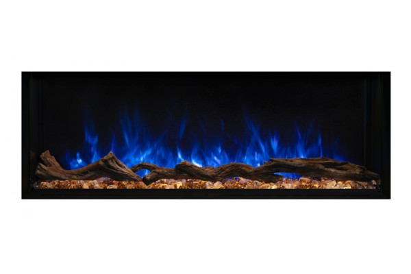 Modern Flame 80-inch Landscape Pro Multi (Built-In/ Clean Face) Electric Fireplace