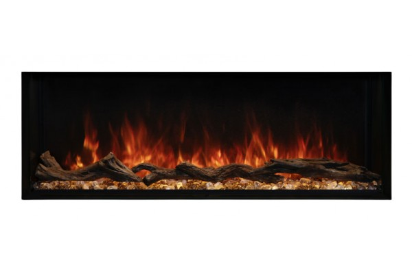 Modern Flame 44-inch Landscape Pro Multi (Built-In/ Clean Face) Multi-Sided Electric Fireplace
