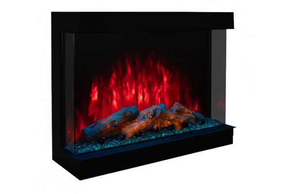 Modern Flames 30-inch Sedona Pro Multi Built-In Electric Fireplace