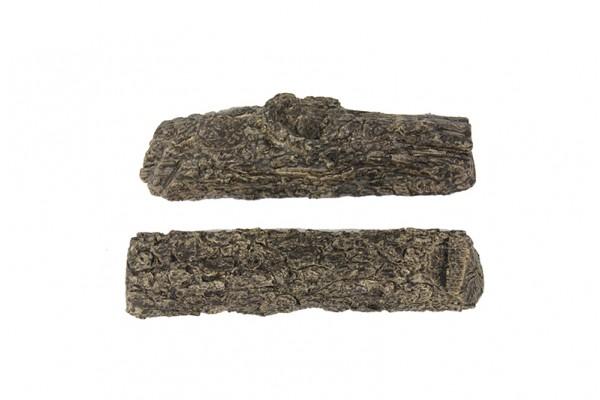 """Real Fyre 9"""" Decorative Oak Branches (2 per box)"""