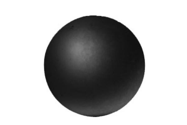 """Real Fyre 5"""" Epic Black Fyre Sphere, Single"""