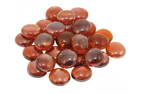 Real Fyre Deep Amber Fyre Gems