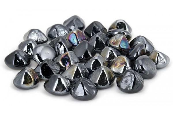 Real Fyre Black Luster Diamond Nuggets
