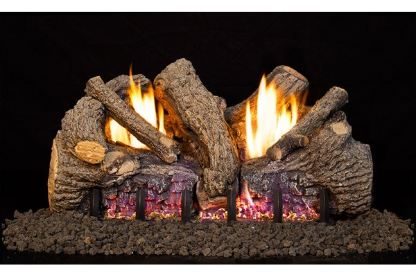 Real Fyre Foothill Oak Logs Only
