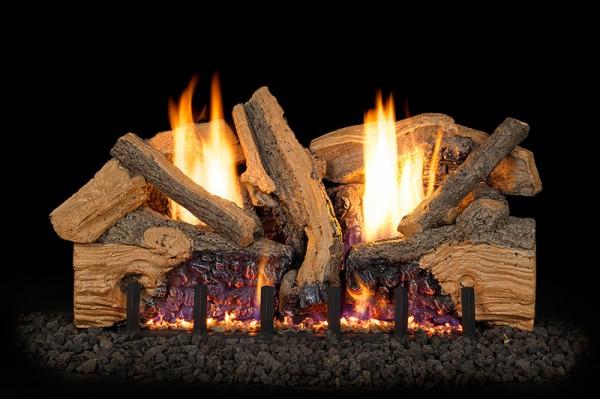 Real Fyre Foothill Split Oak Logs Only