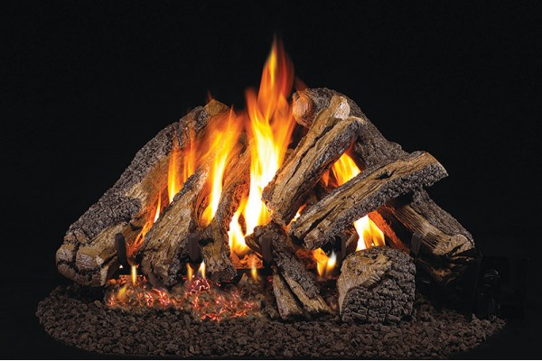 Real Fyre Western Campfyre Gas Logs Only