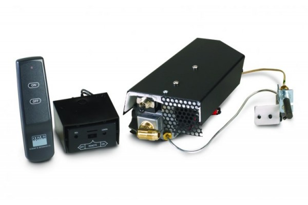 Real Fyre Standard Pilot Kit with Basic On/Off Remote
