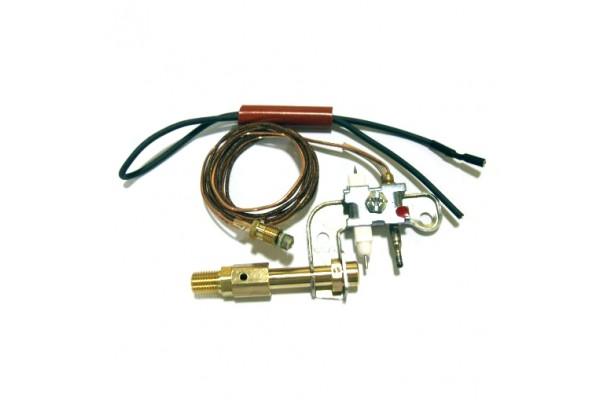 Real Fyre Oxygen Depletion Sensor and Pilot Assembly, Propane Gas