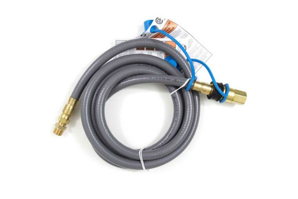 Blaze 1/2-inch Natural Gas Hose w/ Quick Disconnect