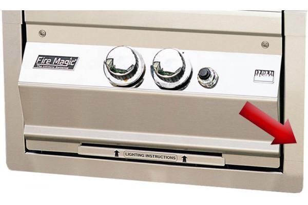 Fire Magic Double Side Burner/Single Side Burner Trim Kit