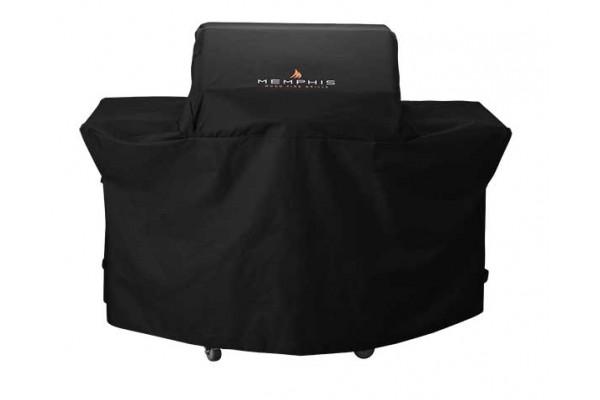 Memphis Pro Portable Cart Grill Cover