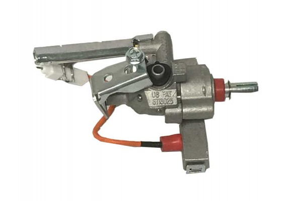 AOG Main Burner Valve with Ignitor Assembly (T Series Grills)