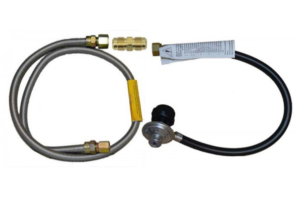 Fire Magic Built-in Connector Package, Propane Gas