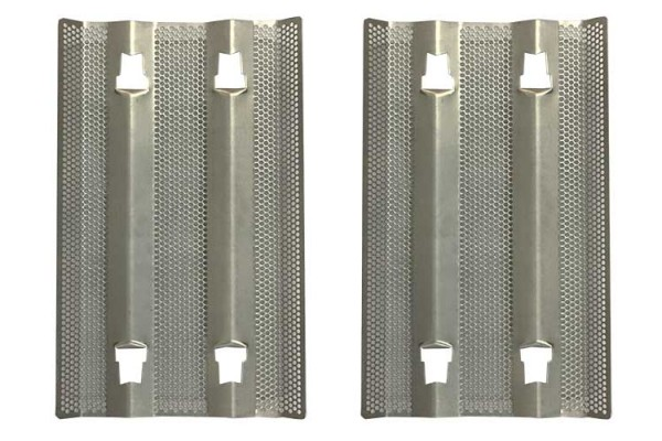 Fire Magic Stainless Steel Flavor Grids for Custom 2 or Monarch Grills (Set of 2)