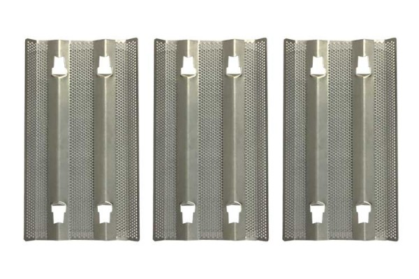Fire Magic Stainless Steel Flavor Grids for Monarch or Elite 50 with IR Burner (Set of 3)