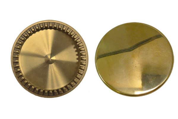 AOG Brass Burner Cap For Sideburners