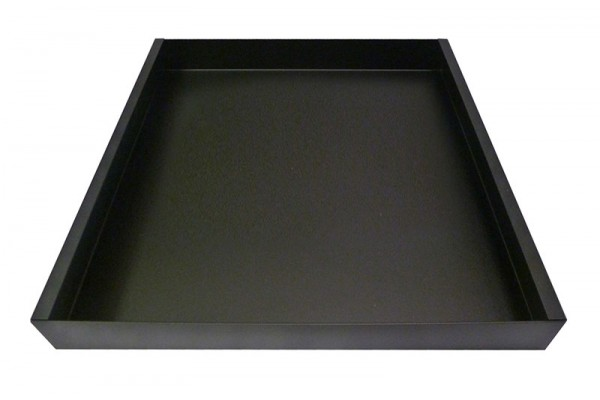 Fire Magic Charcoal Pan for 30 X 18 Charcoal Grills, Black Painted Steel