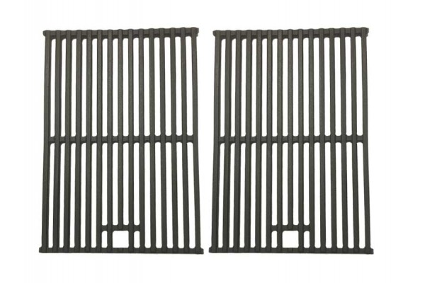 Fire Magic Porcelain Cast Iron Cooking Grids Custom 1 and Aurora A430 Grills (Set of 2)