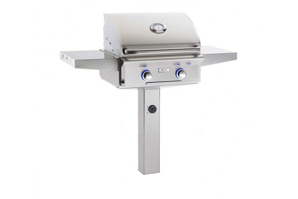 AOG 24-inch L Series In-Ground Post Grill
