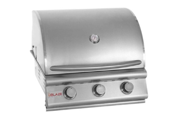 Blaze Prelude 3 Burner Portable LBM Grill 25-inch