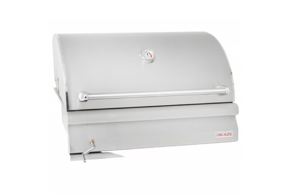 Blaze 32-inch Built-In Charcoal Grill