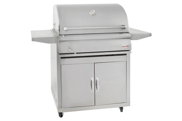Blaze 32-inch Portable Charcoal Grill (Requires BLZ-4-CART)