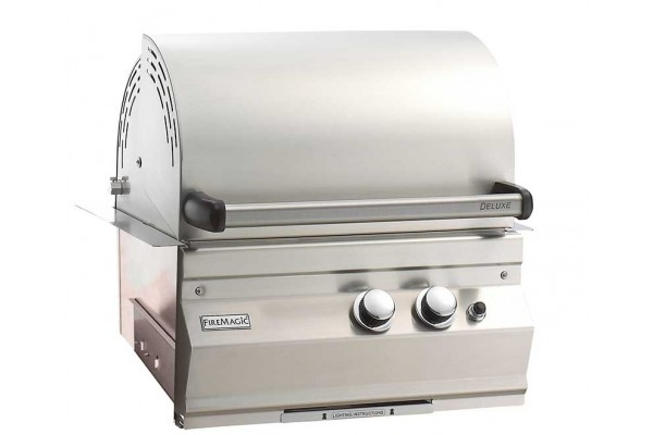 Fire Magic 23-inch Deluxe Gourmet Slide In Grill