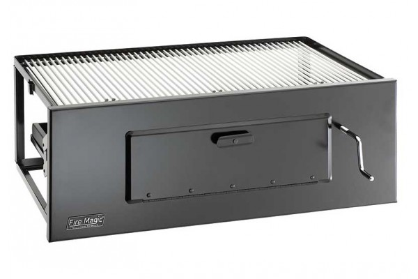 Fire Magic 23-inch Charcoal Slide In Grill