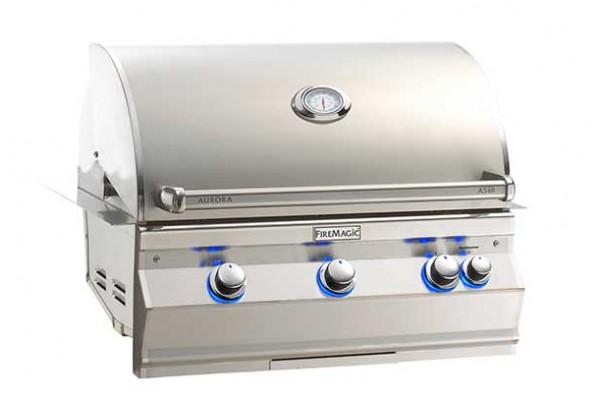 Fire Magic 30-inch Aurora A540i Built-In Grill